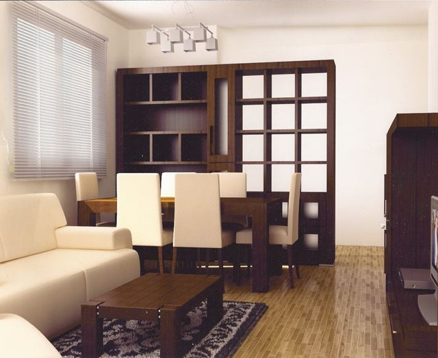 Muebles a medida de madera sonseca toledo for Salon completo moderno